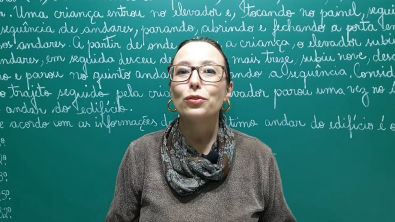 ENEM - Resolução usando NÚMEROS INTEIROS - Professora Angela