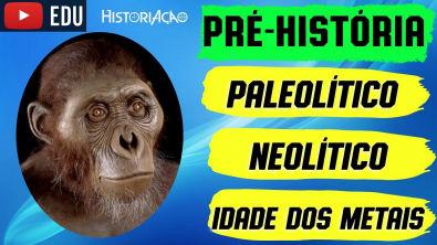 Pré-História Resumo