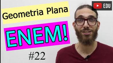 Geometria Plana: Trapézio - Matemática do ENEM! Prof Rafa Jesus