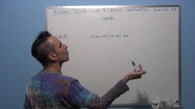 ENEM 2016 CAD 7 AZUL MATEMÁTICA Questão 171