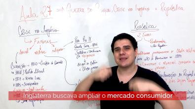 Guerra do Paraguai, Crise no Império e Proclamação da República | História do Brasil