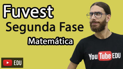 FUVEST SEGUNDA FASE: Semelhança de Triângulos - Matemática Rafa Jesus
