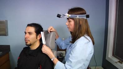 Exame físico da orelha, cavidade oral e pescoço
