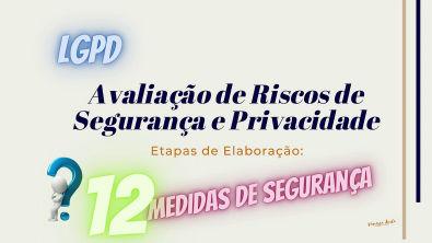 Avaliação de Riscos de Segurança e Privacidade - Medidas de Segurança