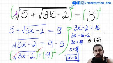 Equação Irracional