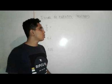 REVISÃO DE NÚMEROS RACIONAIS PARTE 2