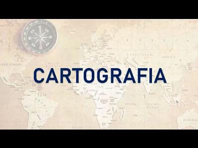 Geografia - Aula 1 - Cartografia