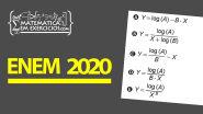 ENEM 2020 - Q156 (A lei de Zipf...)