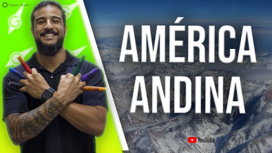 América Andina - Geobrasil {Prof Rodrigo Rodrigues}