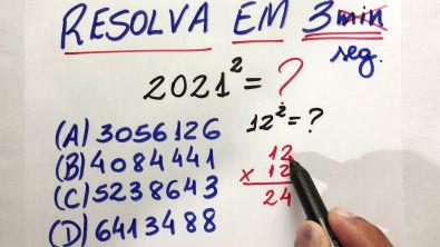 DICA NINJA para Multiplicação (ECONOMIZE TEMPO)