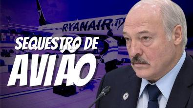 Lukashenko, último ditador da Europa, sequestra avião na Bielorrússia! Entenda   Ricardo Marcílio