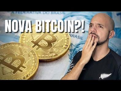 Banco central lança o Real digital! A nova bitcoin brasileira?!   Ricardo Marcílio