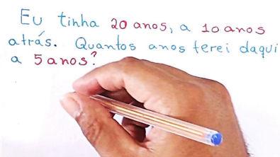 QUESTÃO DE CONCURSO # 33 | MATEMÁTICA PARA CONCURSEIROS