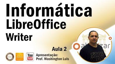LibreOffice - Writer - Aula 02