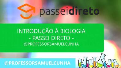 COMO ESTUDAR BIOLOGIA? - INTRODUÇÃO PARA VESTIBULANDOS| Professor Samuel Cunha