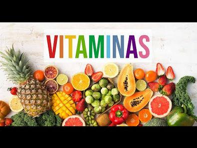 Nutrição básica: vitaminas