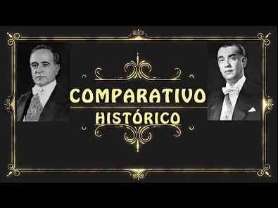 Comparação Histórica: Getúlio V S Juscelino