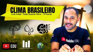 CLIMA BRASILEIRO - LIVE IRADA