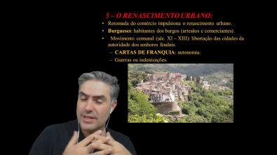Renascimento Urbano - Idade Média - Baixa Idade Média
