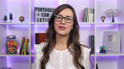 REGÊNCIA VERBAL – Teste com os principais verbos!    Português com Letícia