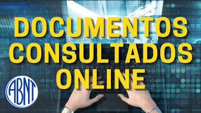 Referências - Documentos Consultados Online