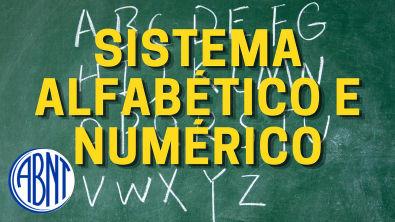 Referências - Ordem Final pelo Sistema Alfabético e Numérico e Formatação