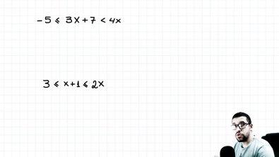 Sistema de Inequação do 1° grau