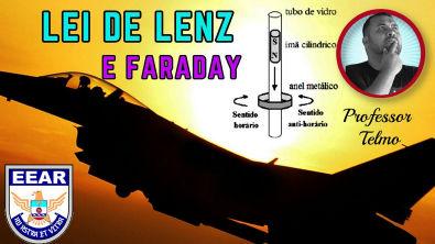 LEI DE LENZ E FARADAY