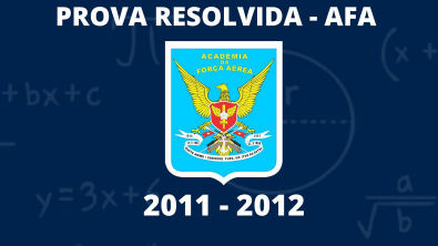 Apresentação - Prova Resolvida AFA(2011 - 2012)
