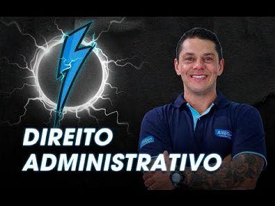 Aula de Direito Administrativo - Prof Evandro Guedes - Parte 1 - AlfaCon