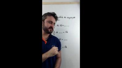 Vamos treinar cálculos rápidos com frações? Veja!