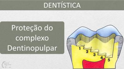 Proteção do Complexo Dentinopulpar - Dentística