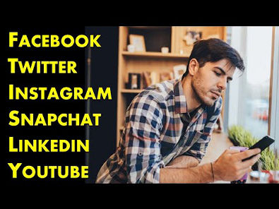 How to Pronounce FACEBOOK, TWITTER, INSTAGRAM, LINKEDIN Correctly