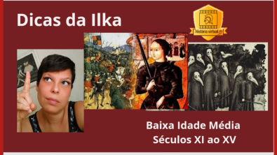 Baixa Idade Média: Séculos de prosperidade e século de Crise #baixaidademedia #crisedoseculoxix