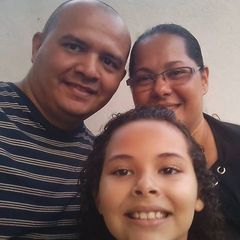 Lino E Nadjy  Família Rodrigues