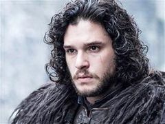 Jon Snow da Estácio e Rei dos Sete Reinos