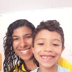 Francine Santos Almeida  Santos