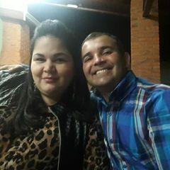 Débora Barbosa  Anderson Gomes