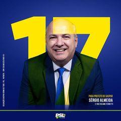 Sérgio  Almeida