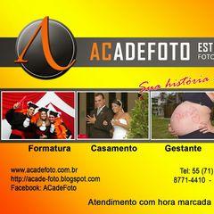ACadeFoto -Estúdio e Eventos