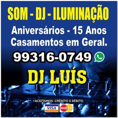 DJ LUÍS RODRIGUES FESTA SHOW!!!
