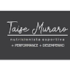 Taise Muraro - Nutricionista Esportiva