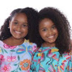 Luanna gêmeas
